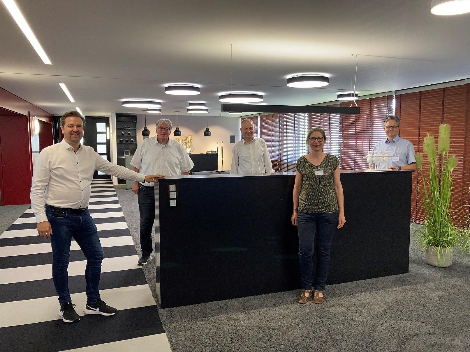 HSK Wirtschaftstour 2021 – TRILUX GmbH & Co KG