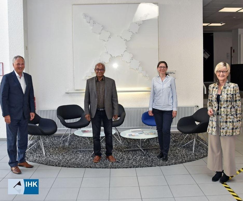 HSK Wirtschaftstour 2021- IHK Arnsberg