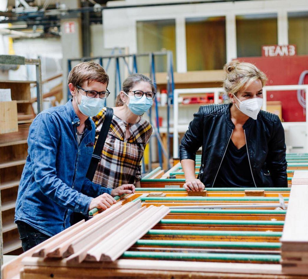 HSK Wirtschaftstour 2021 – Sorpetaler Fensterbau