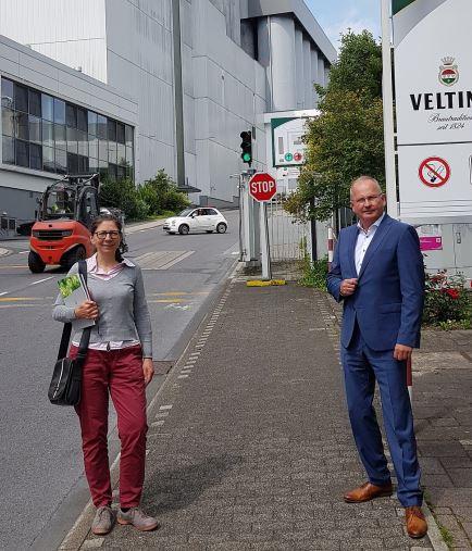 HSK Wirtschaftstour 2021 – Veltins